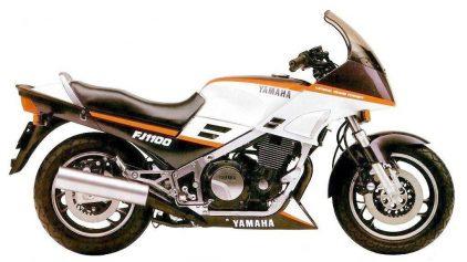 Yamaha FJ 1100 4