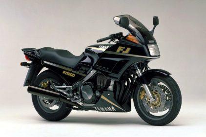 Yamaha FJ 1200 2