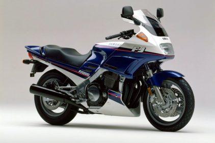 Yamaha FJ 1200 3