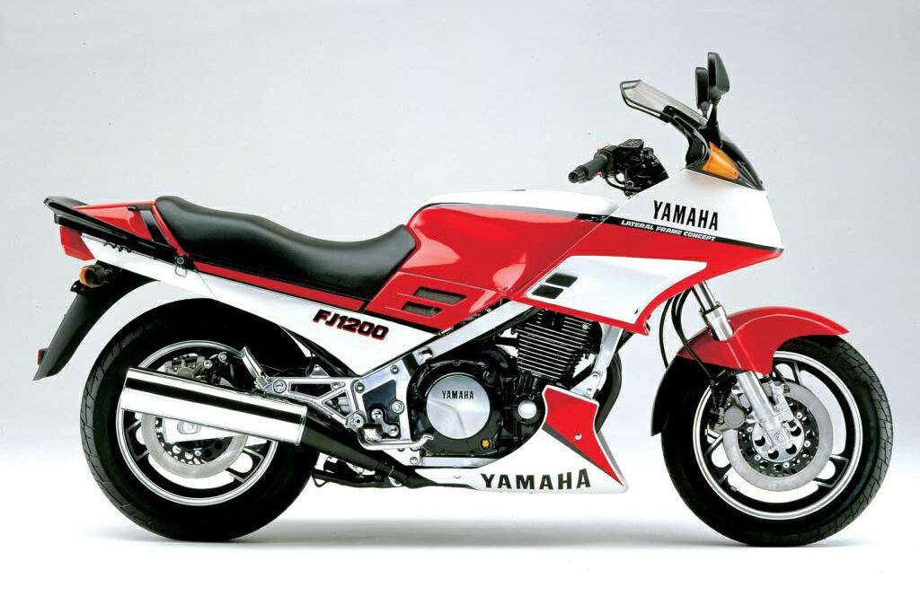 Yamaha FJ 1200 4