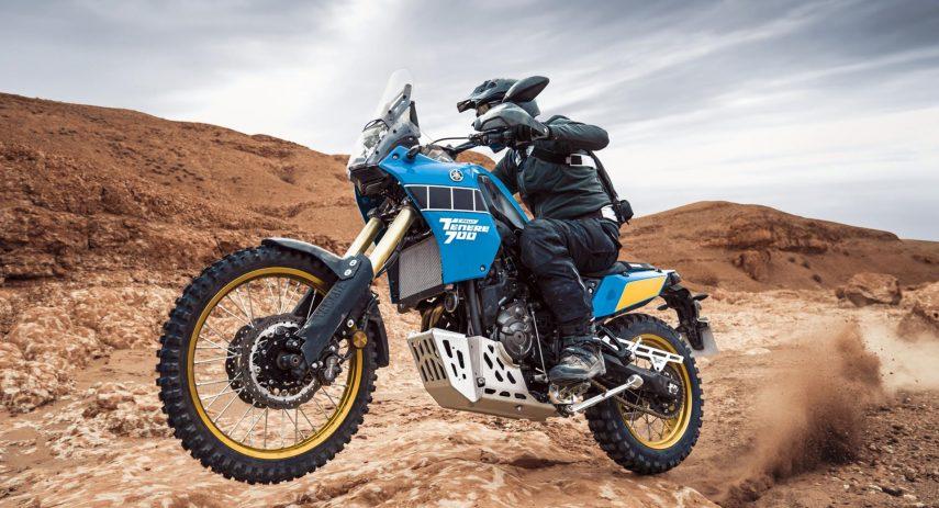 Yamaha Ténéré 700 Rally Edition 17