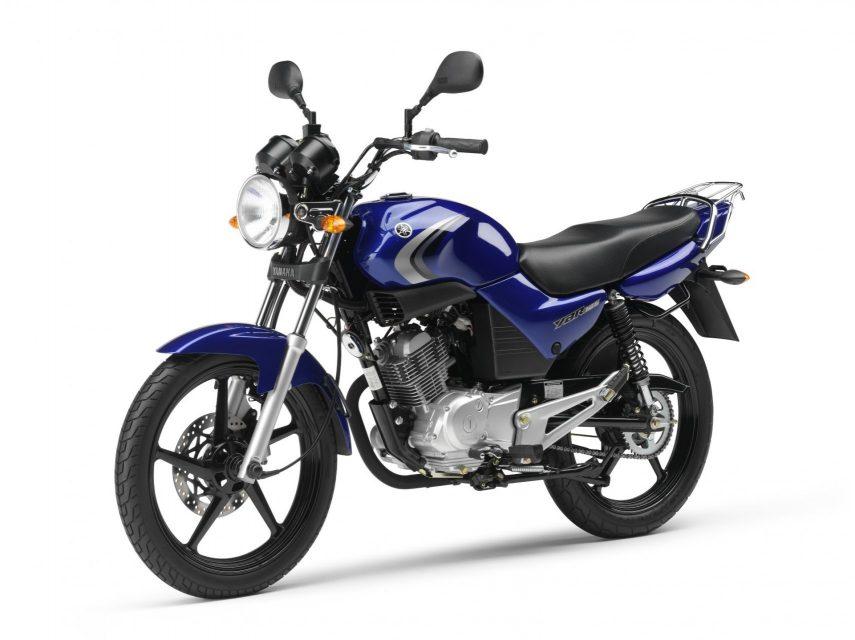 Moto del día: Yamaha YBR 125