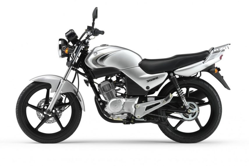 Yamaha YBR 125 3