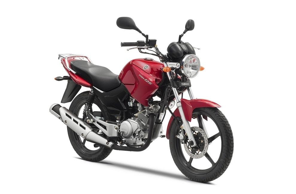 Yamaha YBR 125 5