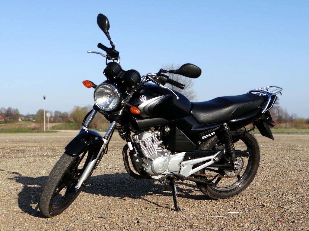 Yamaha YBR 125 7