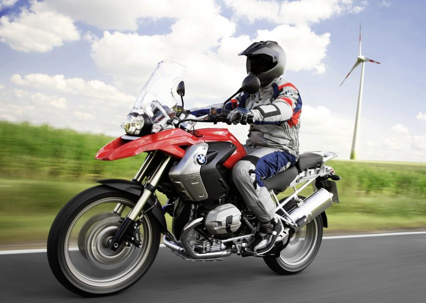 Moto del día: BMW R 1200 GS DOHC (2011)