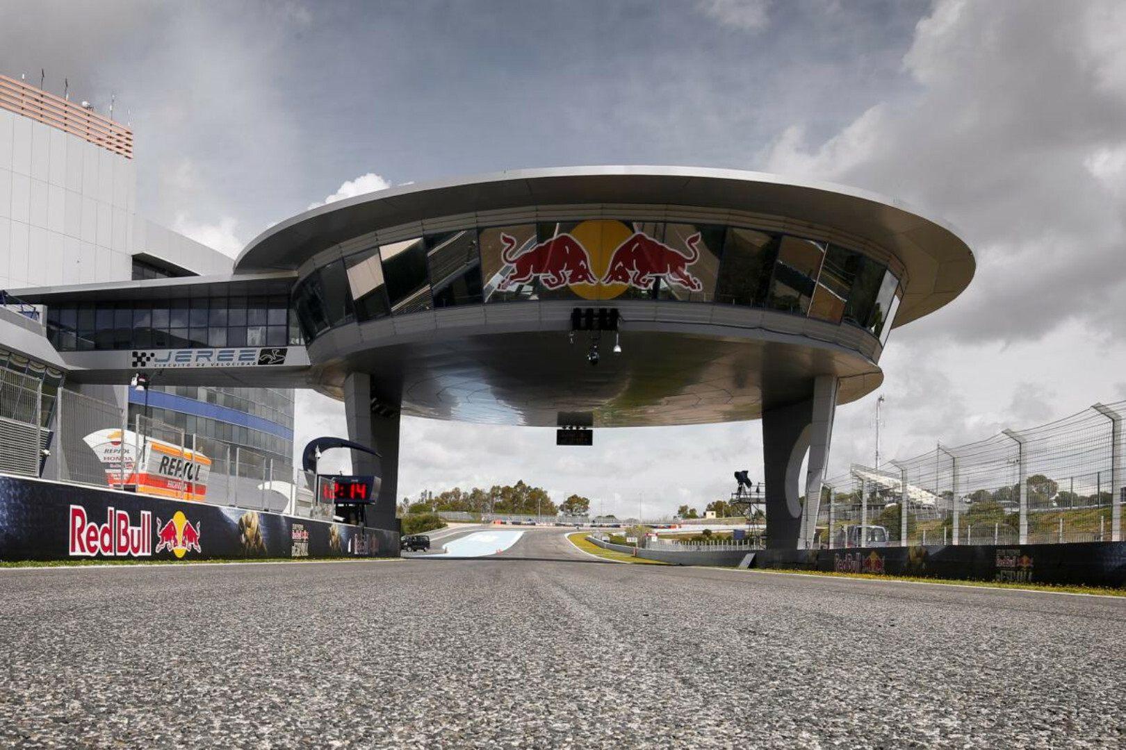 Horarios del Gran Premio de Andalucía de MotoGP 2020