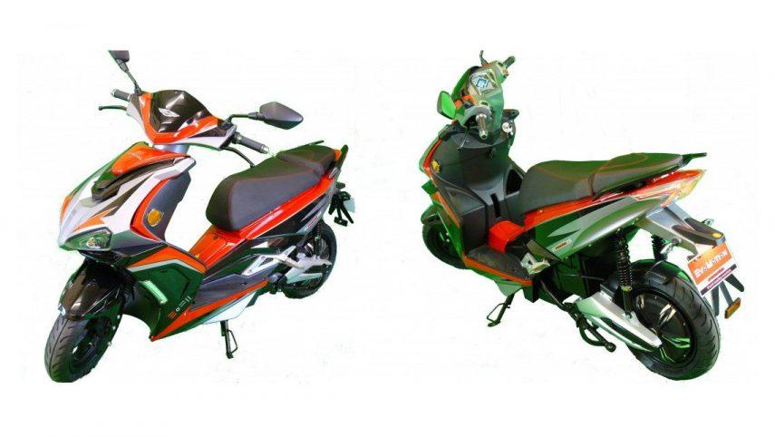 Moto del día: Znen E-F11