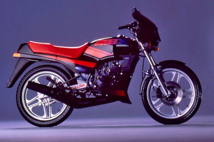 Moto del día: Honda MBX 75