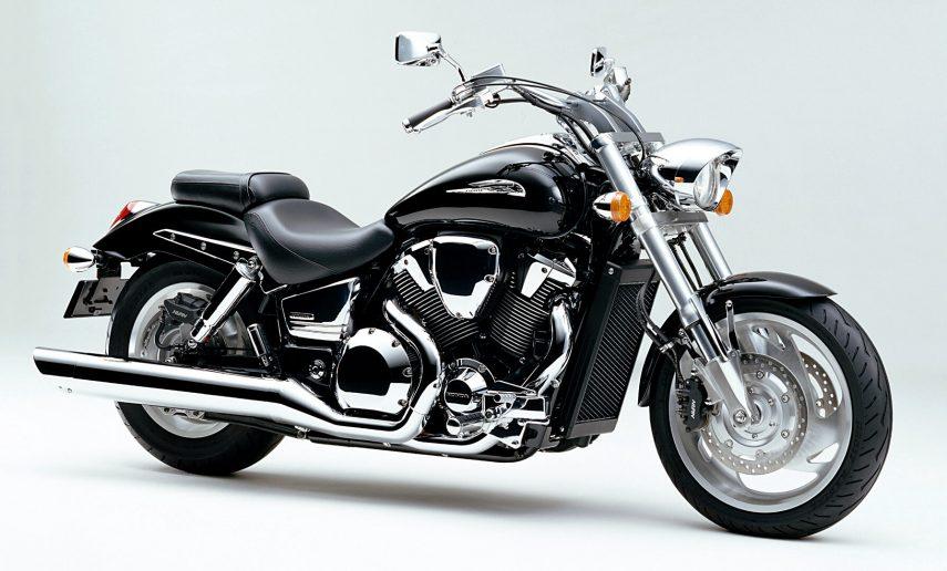 Moto del día: Honda VTX 1800