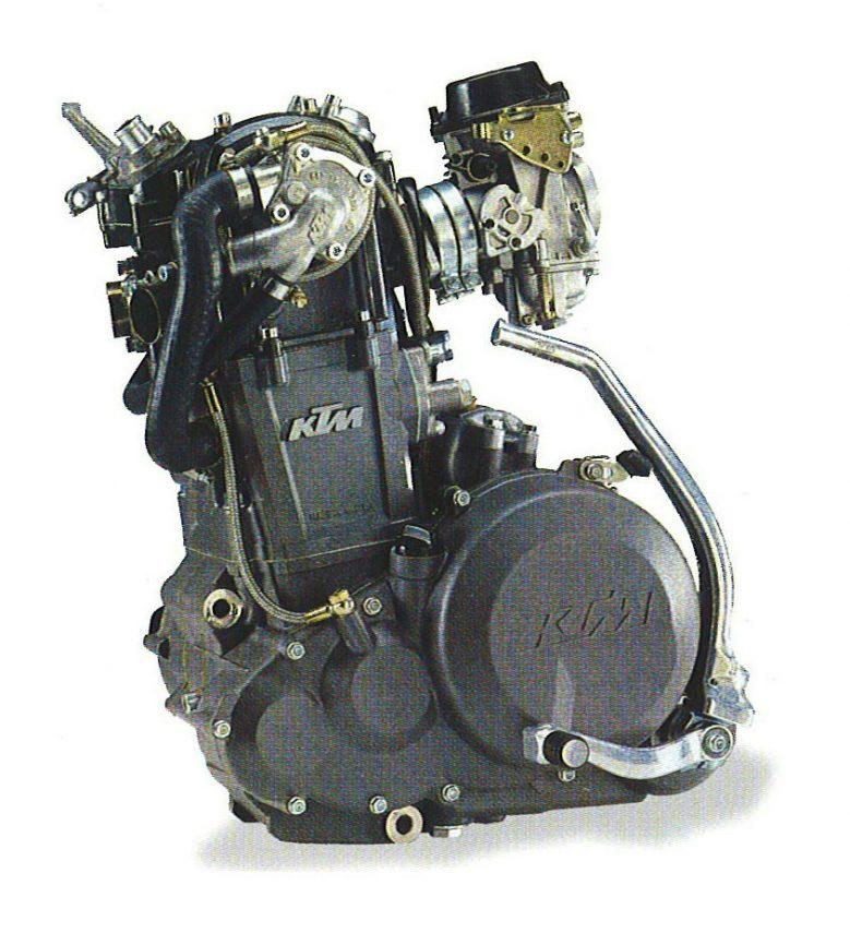 KTM 640 LC4 Enduro 3