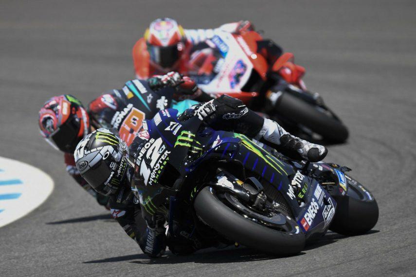 RTVE retransmitirá los grandes premios de Estiria y Aragón de MotoGP