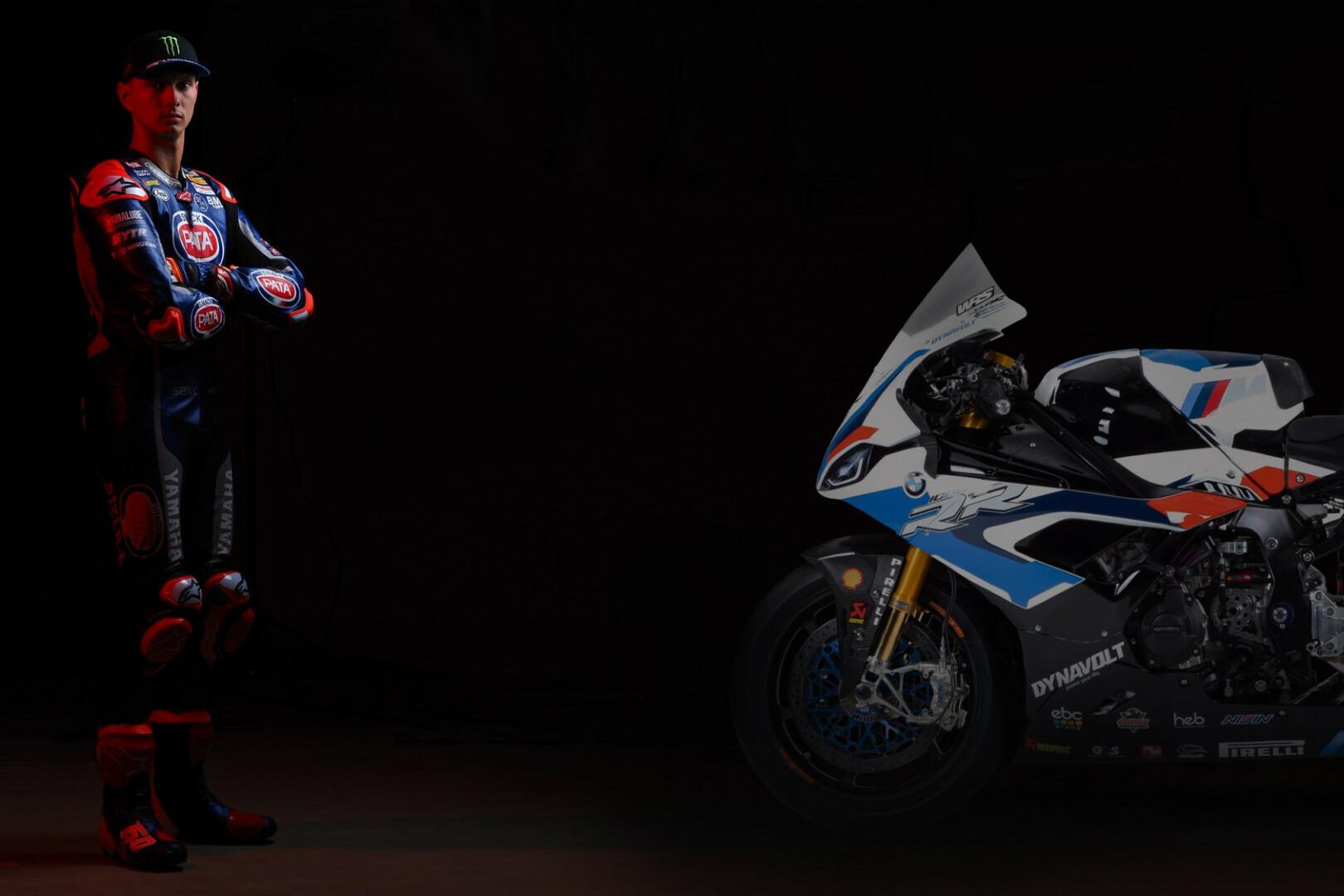 Michael Van der Mark firma con BMW para 2021