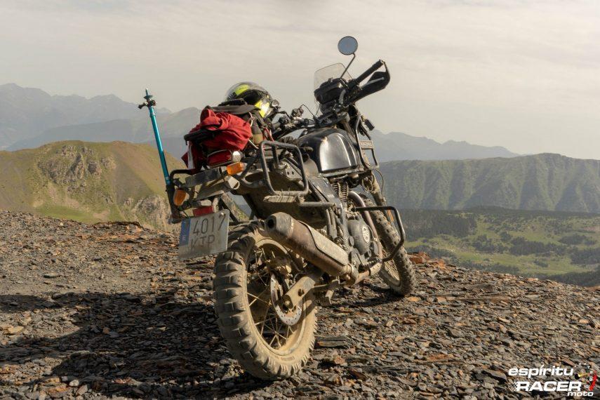 Prueba: neumáticos Mitas E-09 Dakar