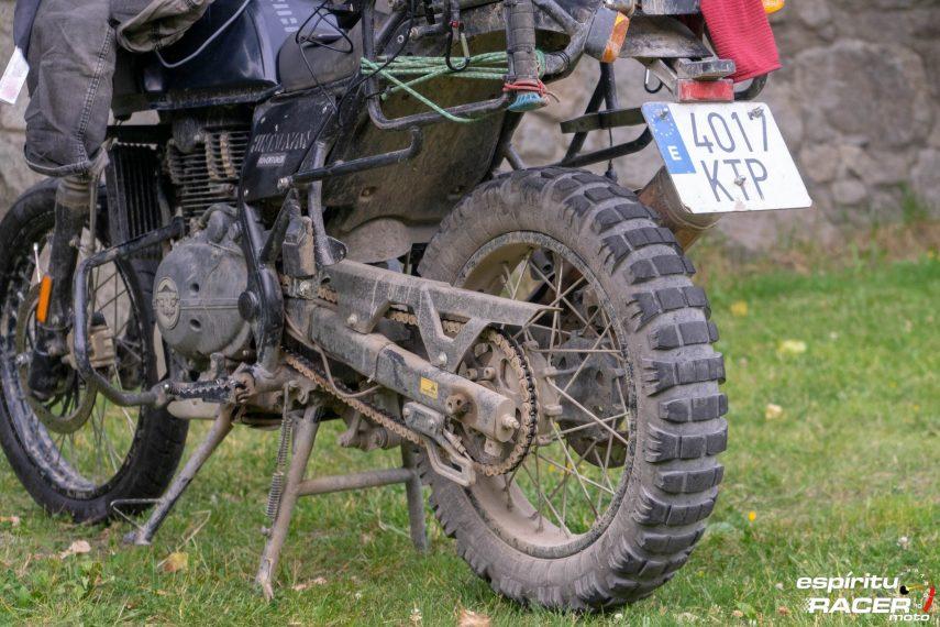 prueba Mitas E 09 Dakar 07