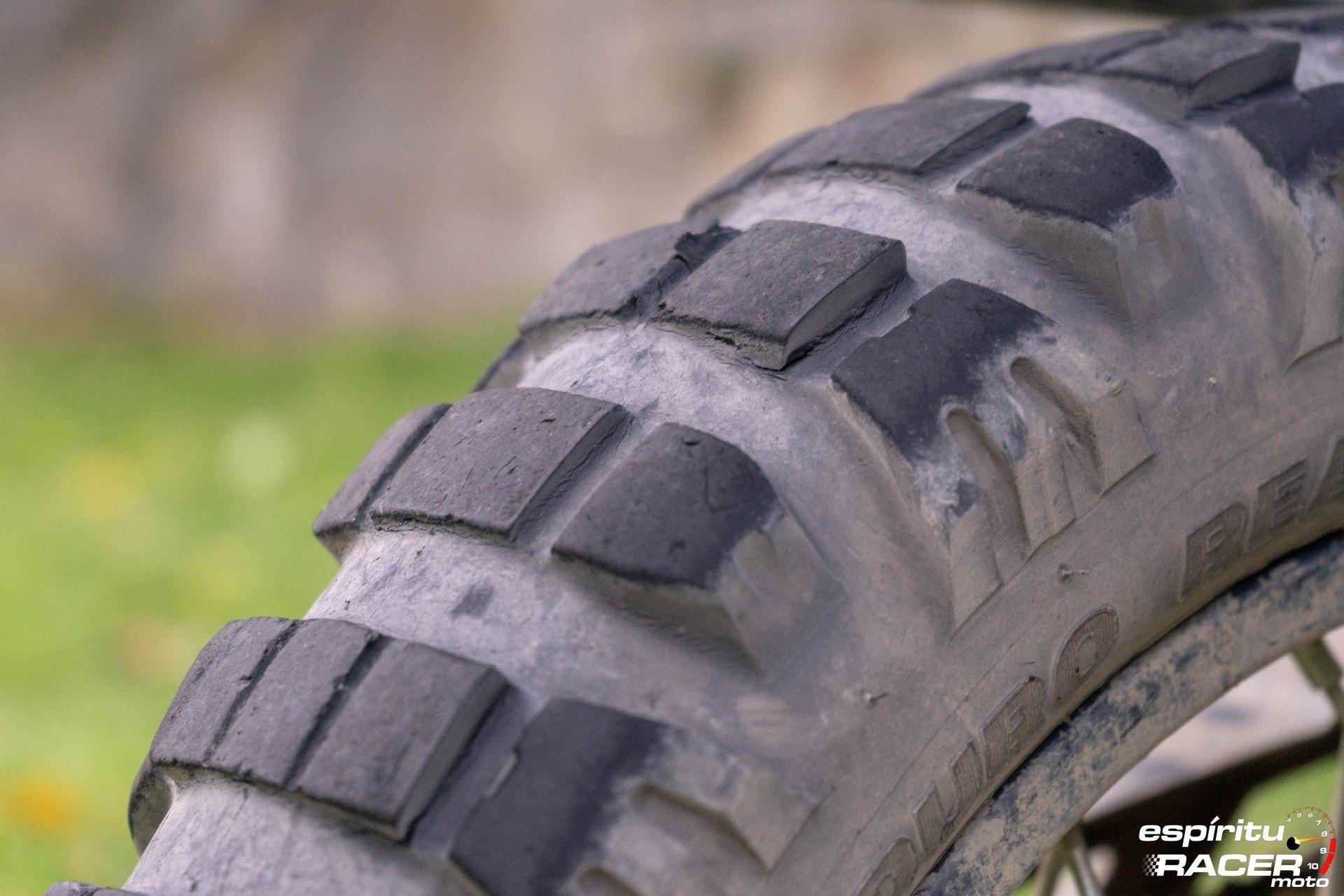 Ya se pueden montar neumáticos de moto con códigos de velocidad inferiores a los homologados