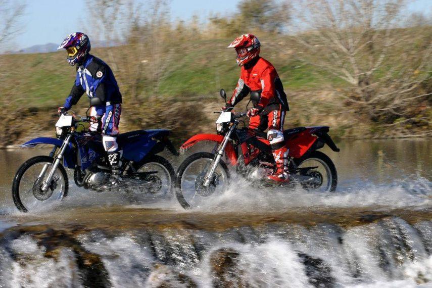 Moto del día: Rieju SMX/MRX 125