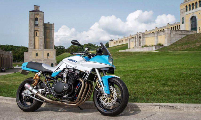 Suzuki Katana 1135 R Pro Street por VSB Moto