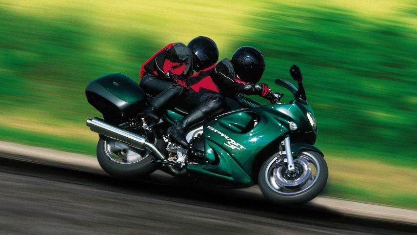 Moto del día: Triumph Sprint ST 955/955i