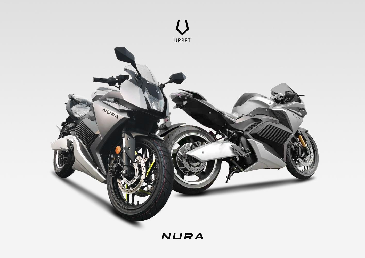La andaluza Urbet presenta su nueva deportiva eléctrica, Nura