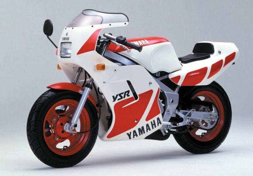 Moto del día: Yamaha YSR 50/80