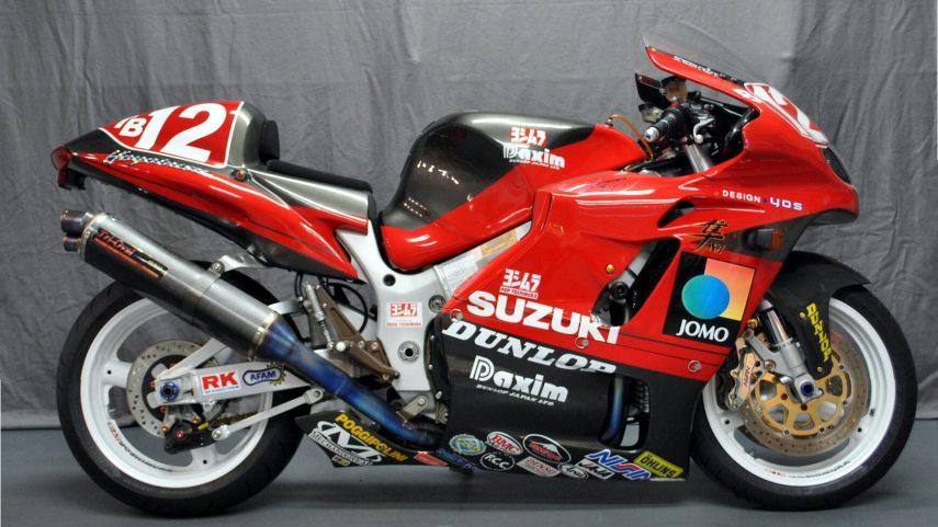 Yoshimura Hayabusa X1 2