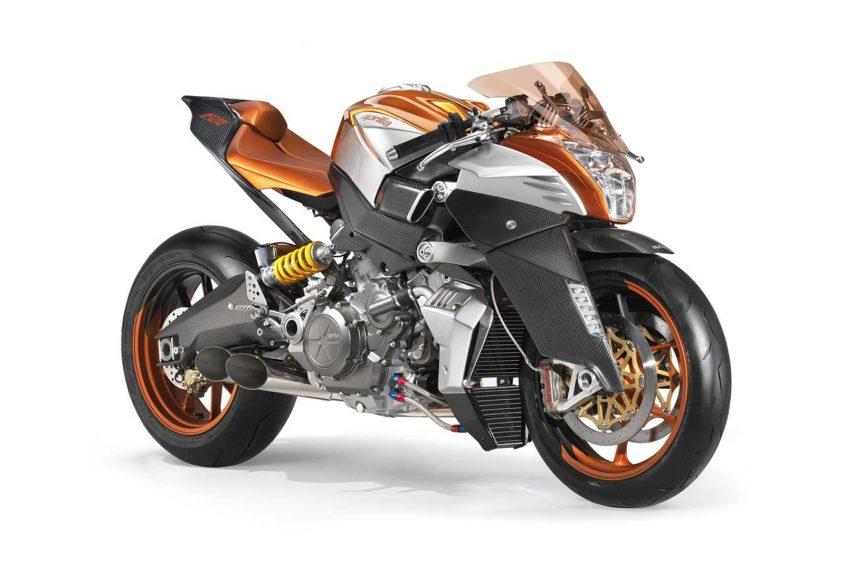 Moto del día: Aprilia FV2 1200 Concept
