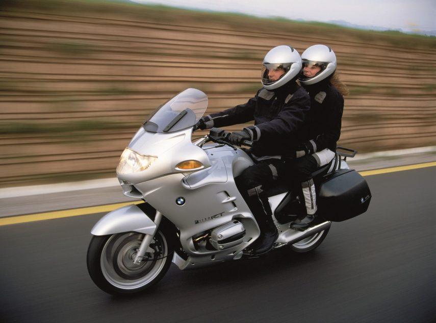 Moto del día: BMW R 1150 RT