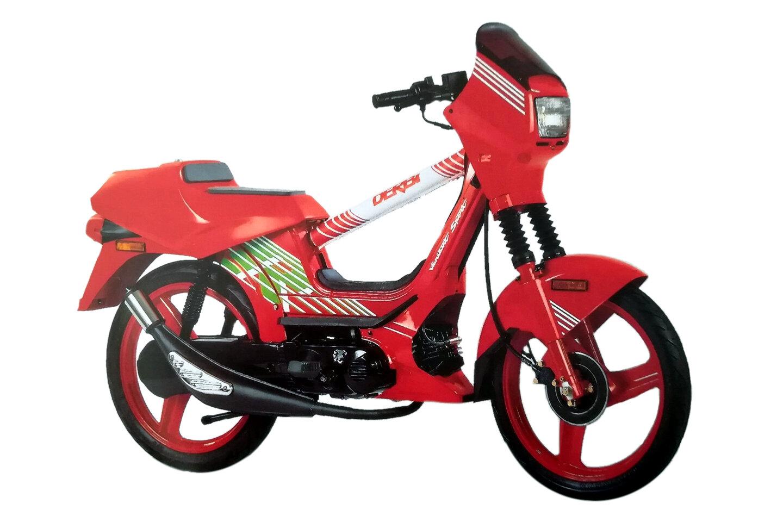 Moto del día: Derbi Variant Sport R