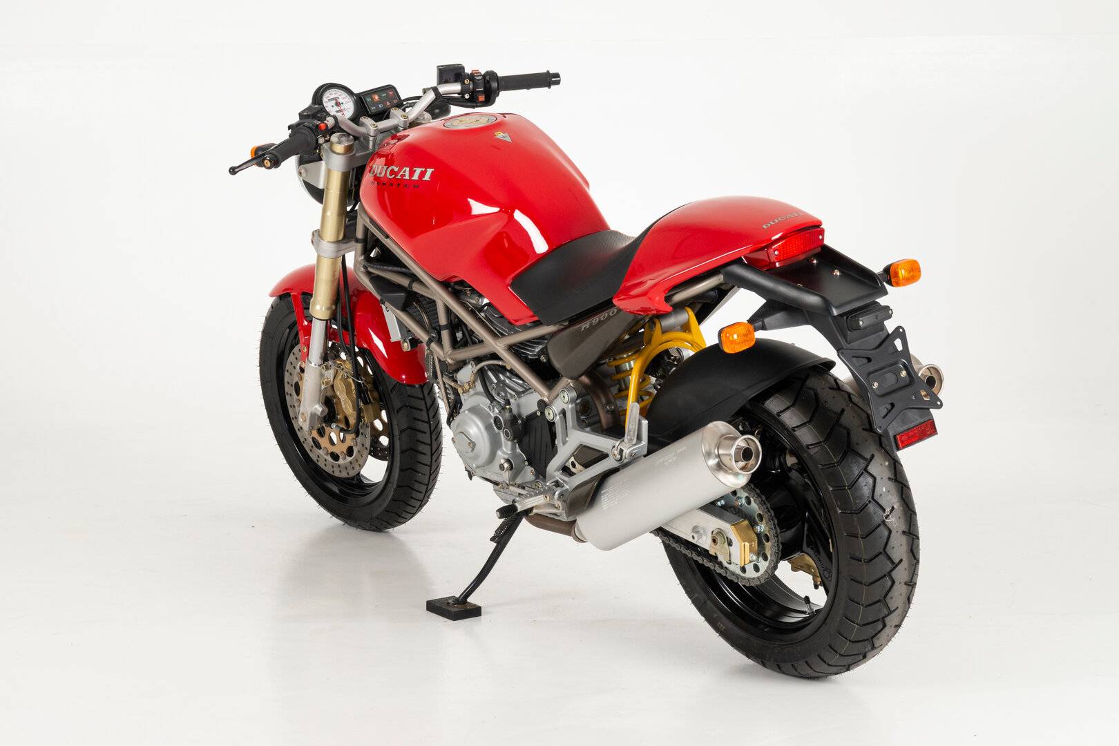 Ducati Monster 900 1993 2