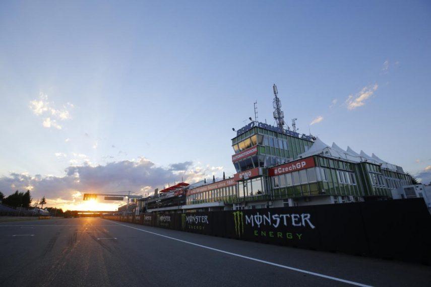 Horarios del Gran Premio de la República Checa de MotoGP 2020