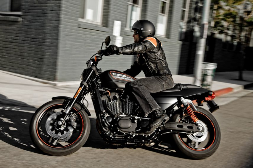 Harley Davidson XR 1200 X 1