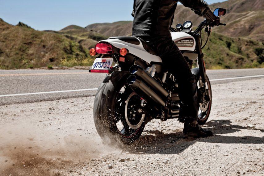 Harley Davidson XR 1200 X 4