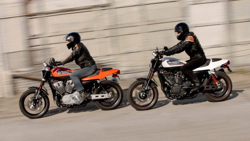 Moto del día: Harley-Davidson XR 1200
