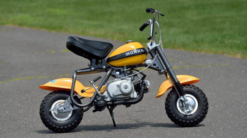 Moto del día: Honda QA 50