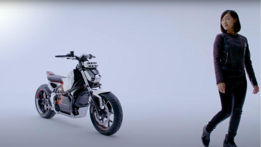 Moto del día: Honda Riding Assist-e
