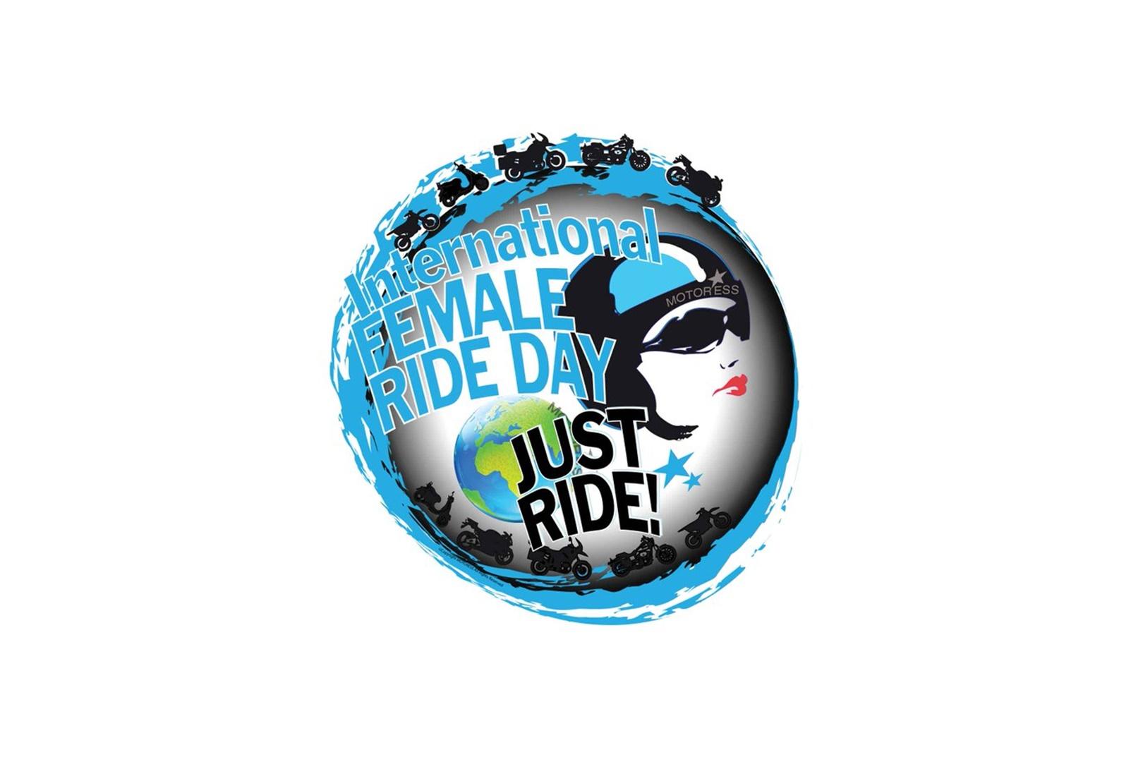 Hoy es el International Female Ride Day, así que si eres mujer… ¡sal a rodar!