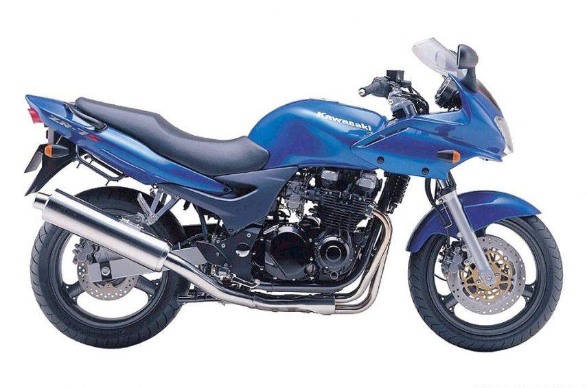Moto del día: Kawasaki ZR-7s