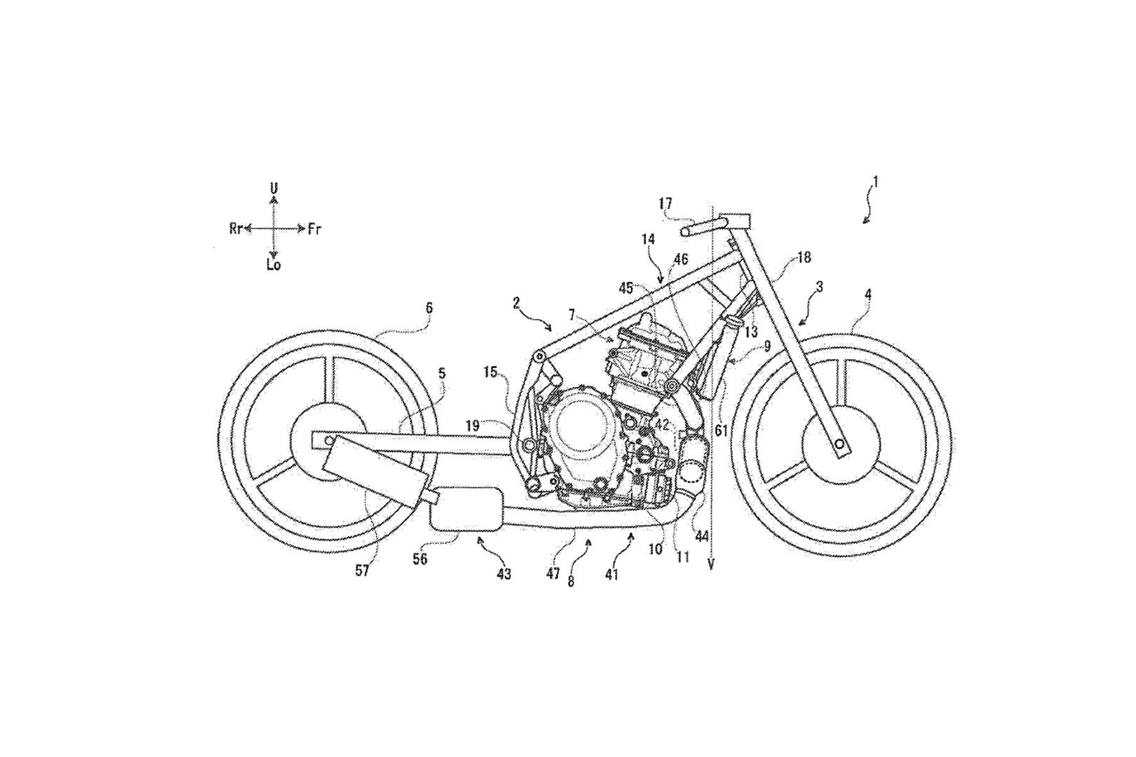 ¿Trabaja Suzuki en una futura SV 650 con motor bicilíndrico en paralelo?