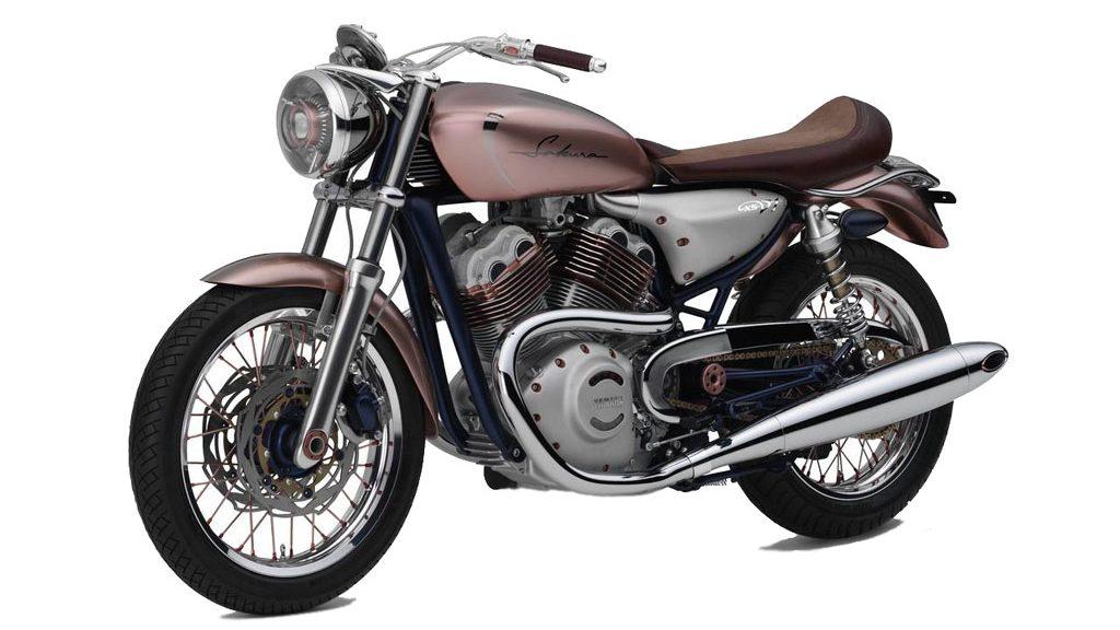 Moto del día: Yamaha XS-V1 Sakura