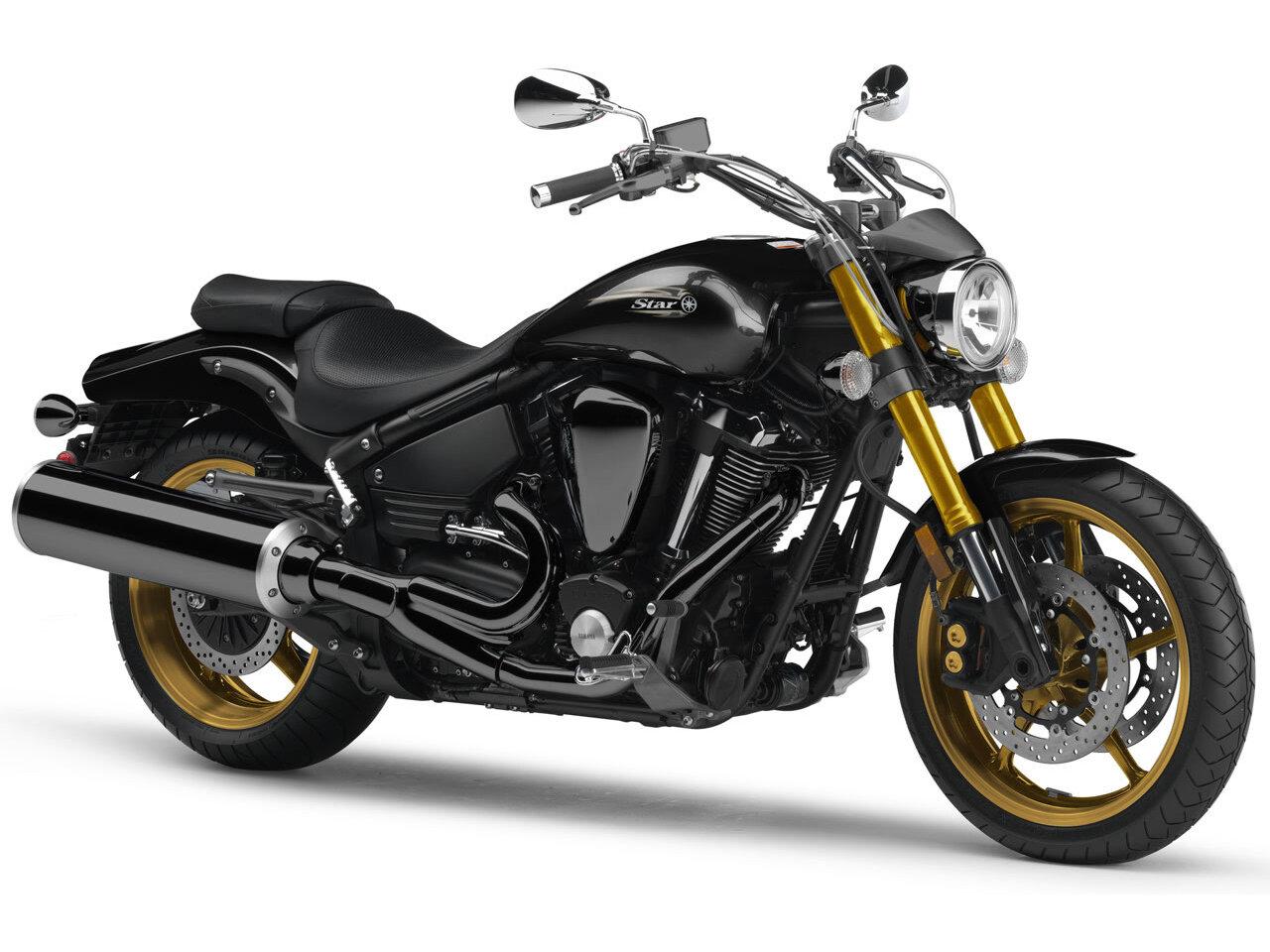 Yamaha XV 1700 Road Star Midnight Warrior 1