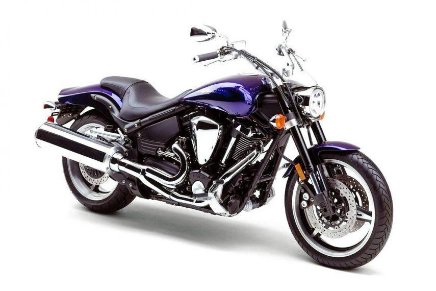 Moto del día: Yamaha XV 1700 Road Star Warrior