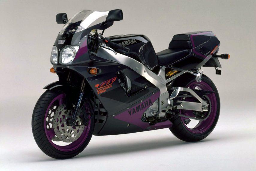 Moto del día: Yamaha YZF 750 R/SP