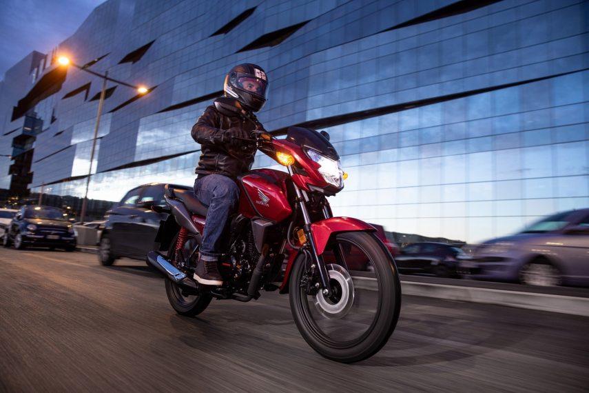 Honda lanza la nueva Honda CB 125 F 2021, la campeona en consumos