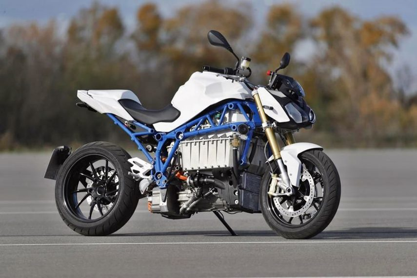 BMW registra once denominaciones destinadas a motocicletas eléctricas