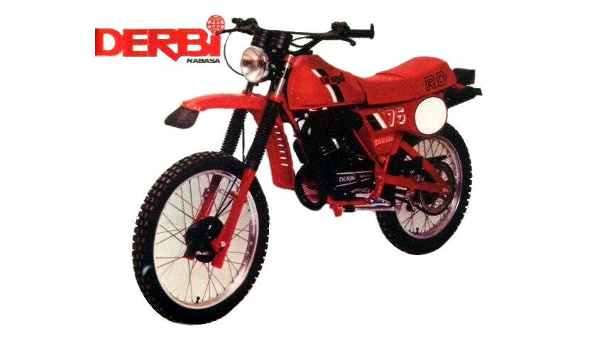 Moto del día: Derbi Europa 75 RD