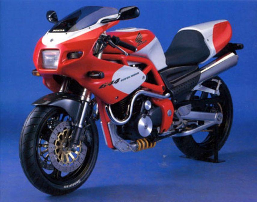Moto del día: Honda 644 Super Mono