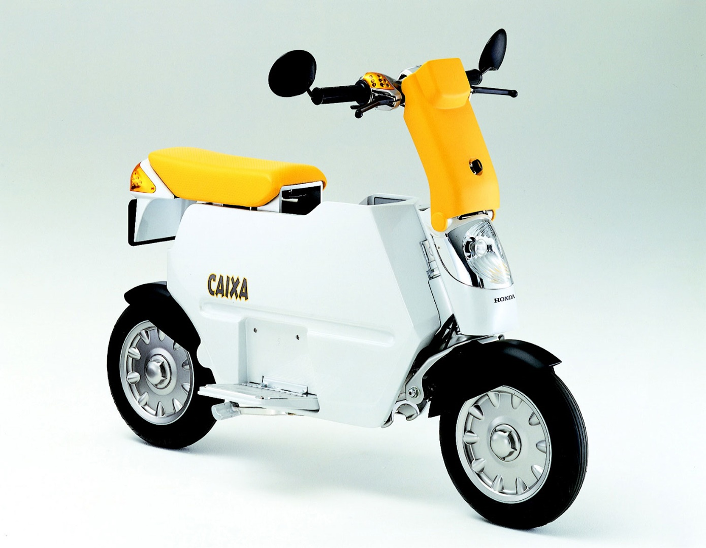Moto del día: Honda Caixa Concept