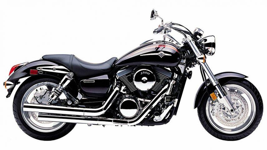 Moto del día: Kawasaki VN 1500/Vulcan 1500 Mean Streak