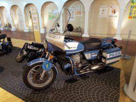 Moto Guzzi 850 T3 Polizia Strada